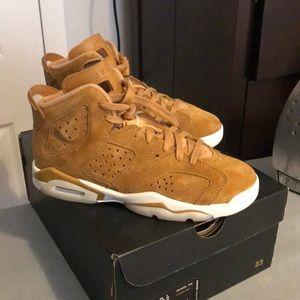 Jordan 6 wheat